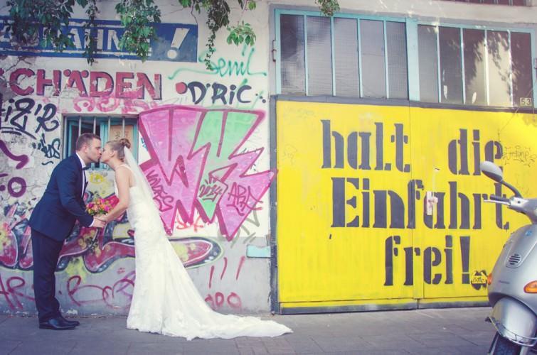Wedding Hochzeitsfotograf Köln Hochzeit Fotograf Bonn Ehrenfeld Graffiti köln
