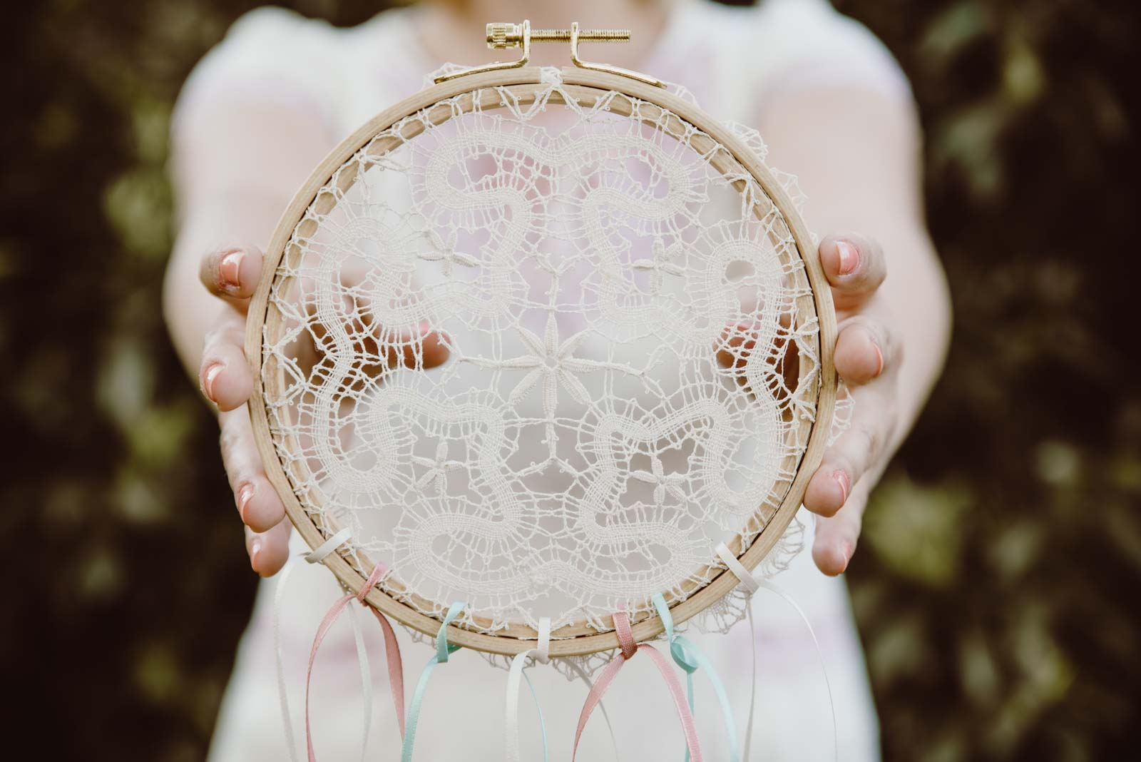 Diy Dreamcatcher Hochzeitsideen Traumfaenger Wedding Boho Vintage