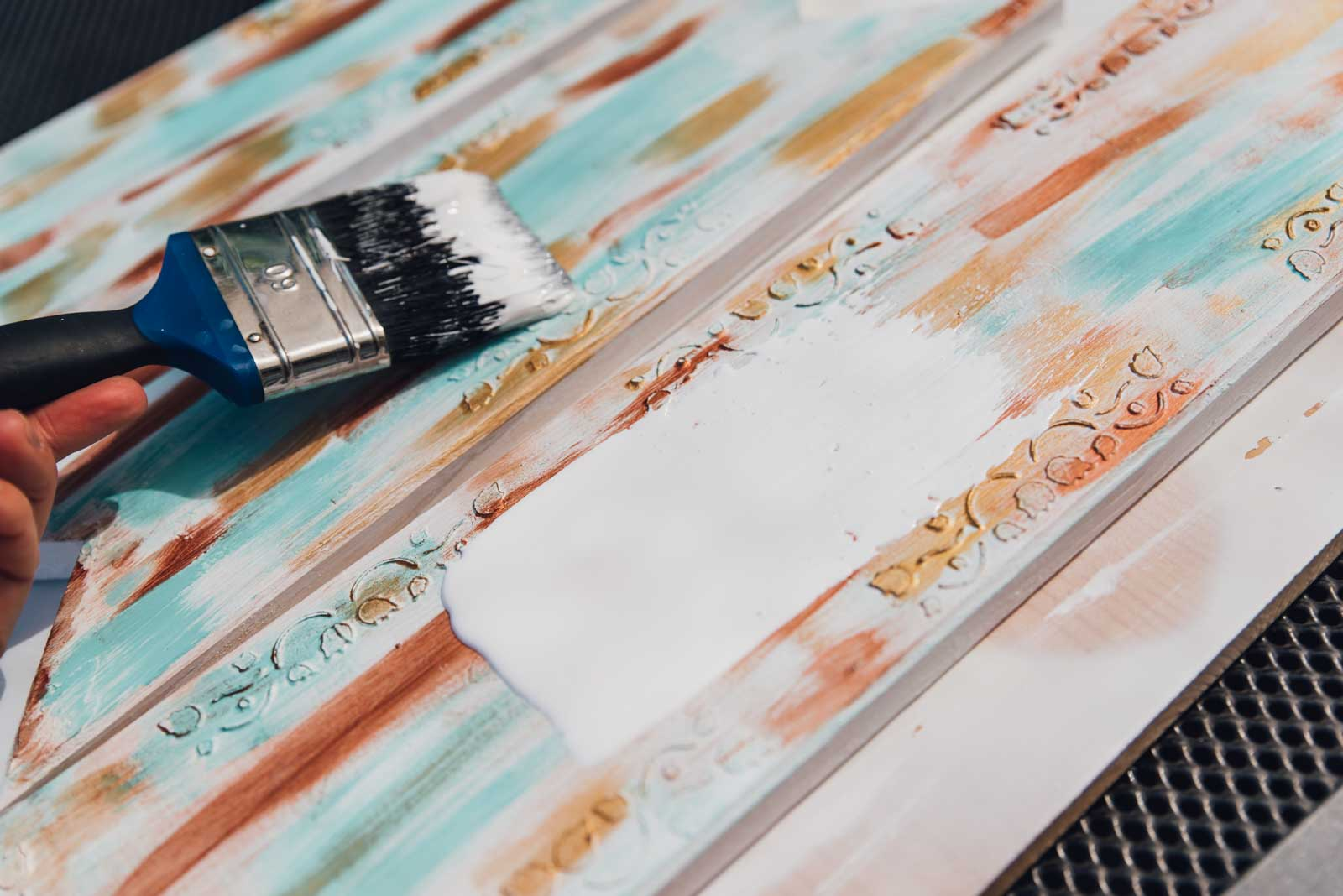 DIY-Wegweiser-Boho-Wedding-Dekoration-Braut-Hochzeitsdekoration-24