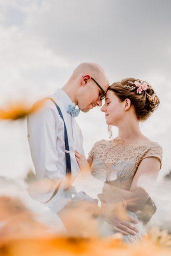 Hochzeitsbilder Paarshooting Hochzeitstag