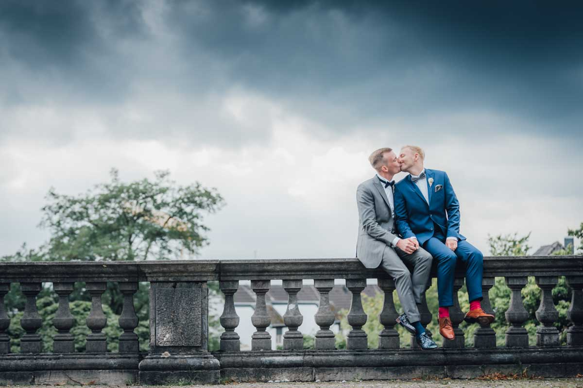 Heiraten Bensberg Hochzeit